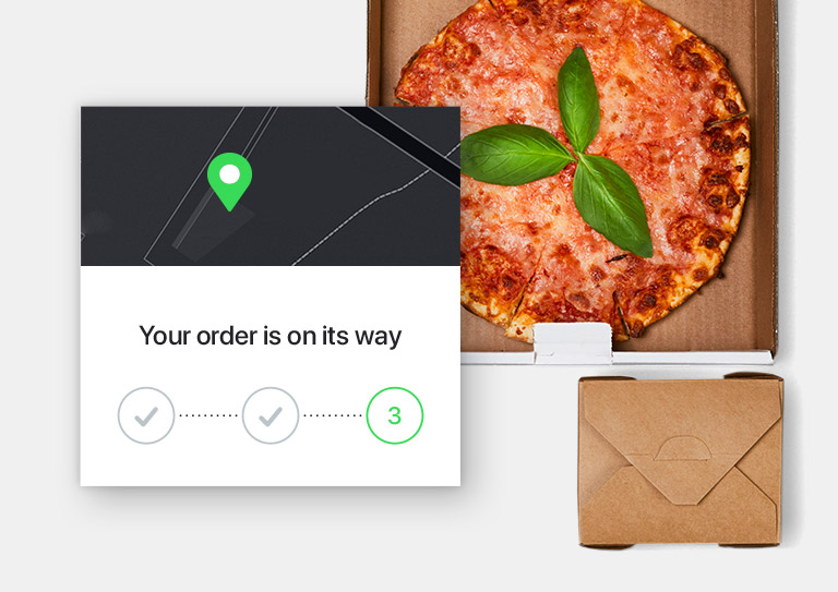 Drive the future with Lightspeed Delivery powered by Deliverect