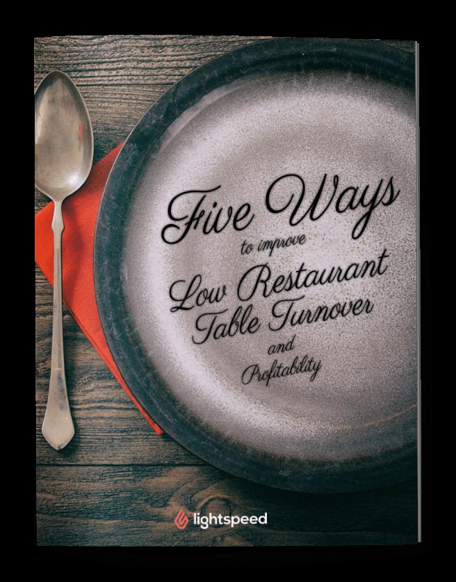 5 ways to improve restaurant turnover and profitability