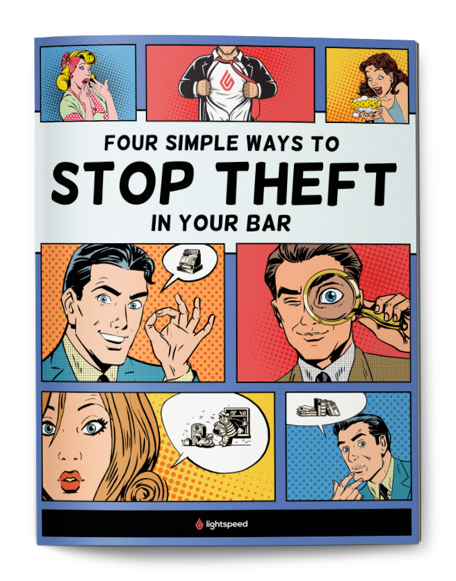 4 simple ways to stop theft in your bar
