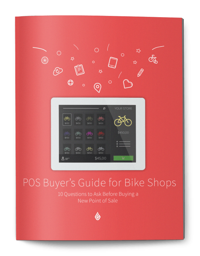 POS buyer's guide for bike shops