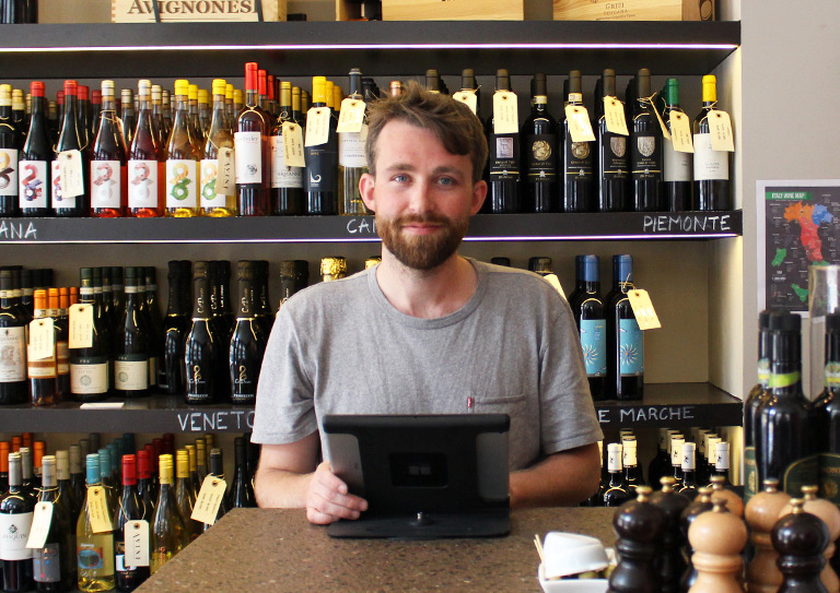 The wine and liquor store POS that helps you raise the bar
