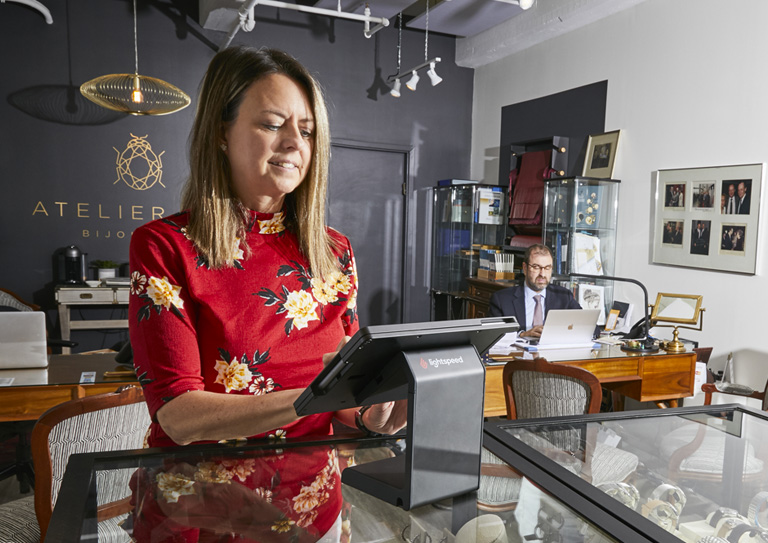 The jewelry store POS as unique as your products
