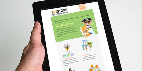 Integrations Pet Store Marketer