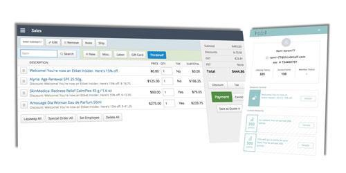 Thirdshelf integrates with Lightspeed POS