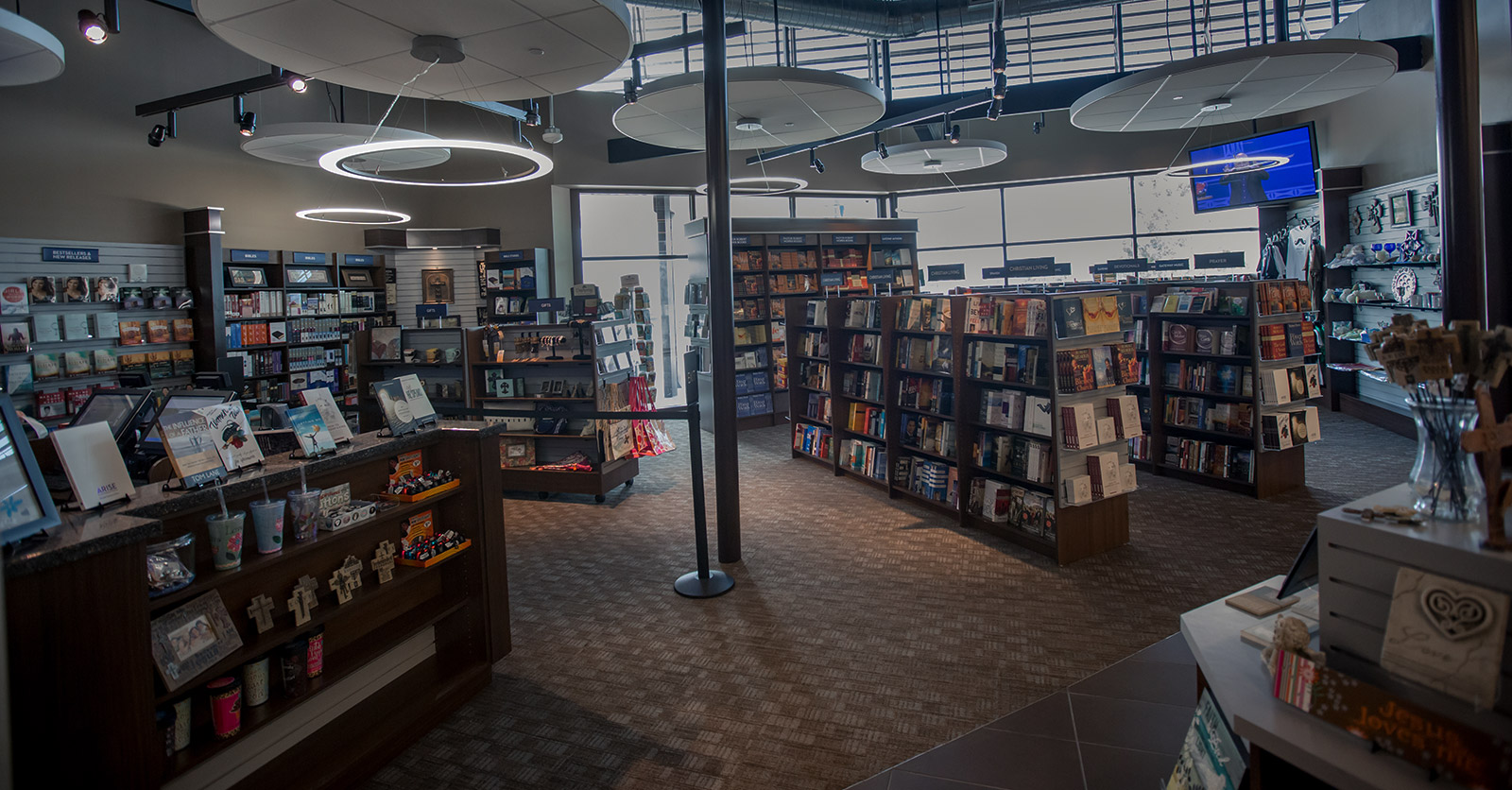 Gateway Church Bookstore Lightspeed Pos