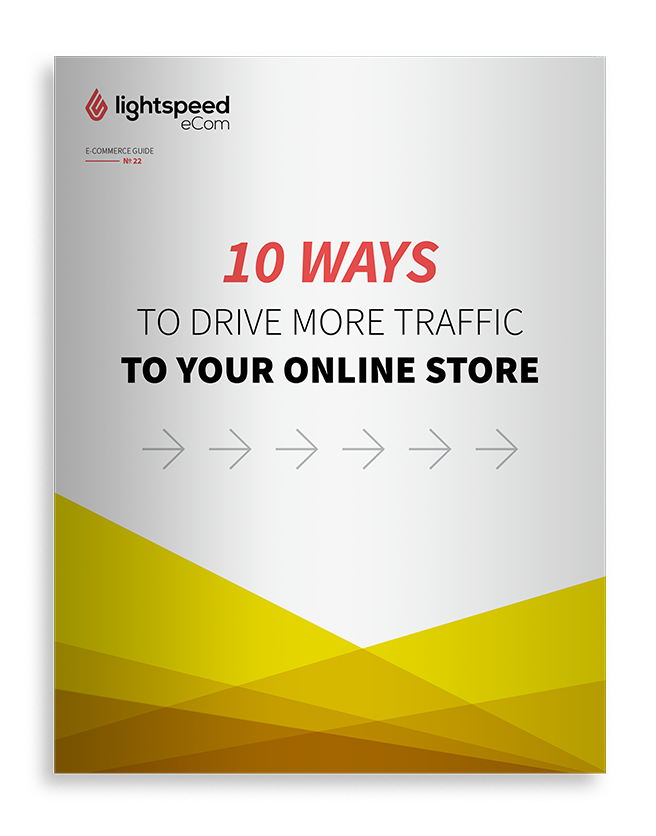 10 ways to drive more traffic to your online store
