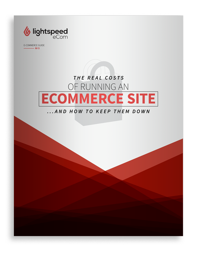 The real costs of running an eCommerce site