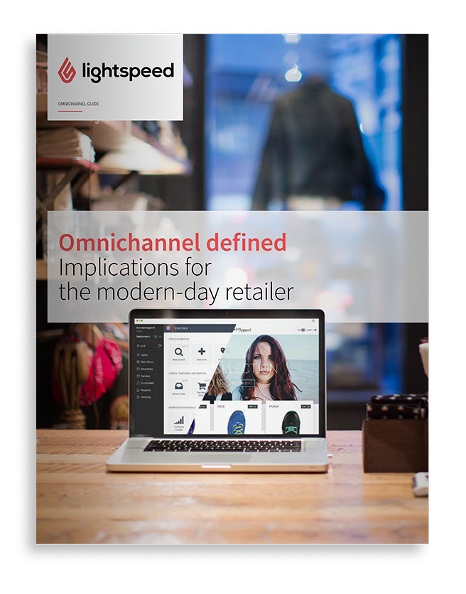 Omnichannel defined – Implications for the modern-day retailer