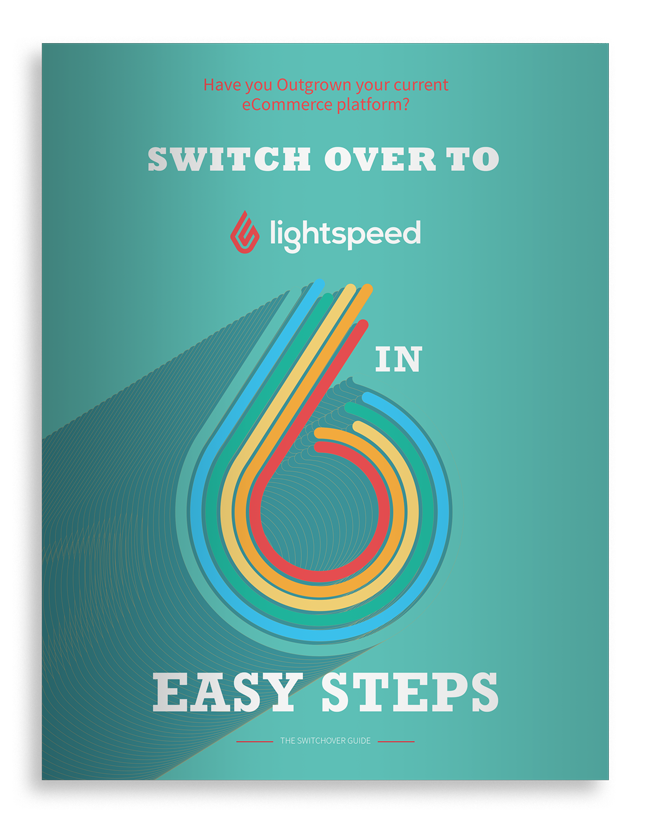 The switchover guide - switch over to Lightspeed in 6 easy steps