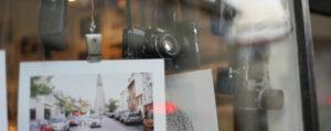 Storefront cameras