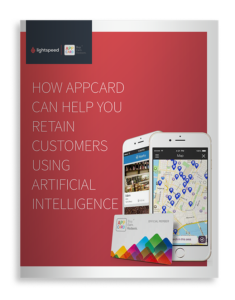 Appcard white paper front cover