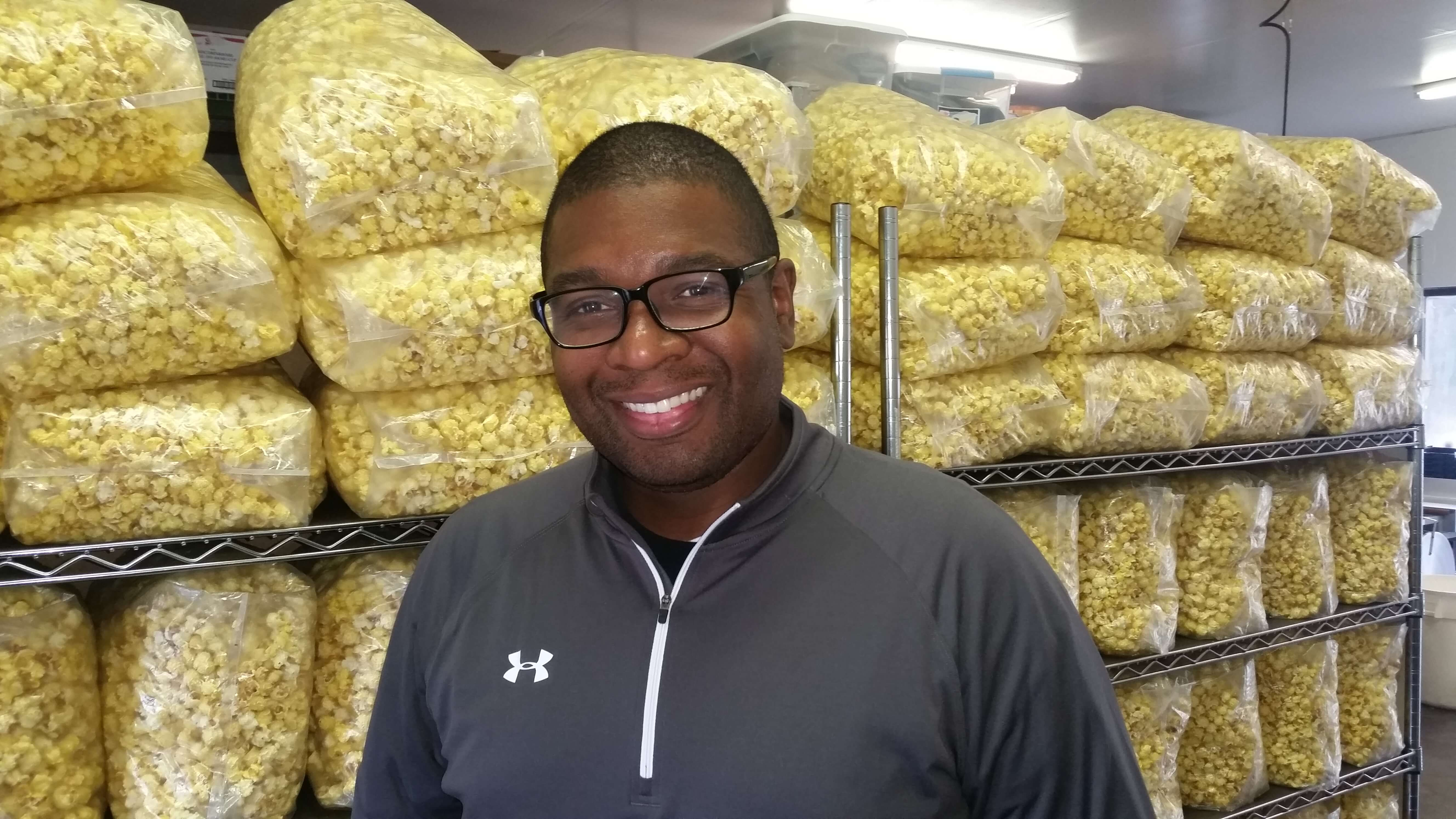 Popcorn Business Popped Into Success