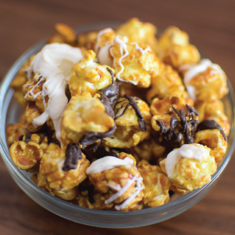Cravings Popcorn, customer success