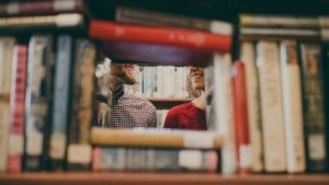 people seen through books