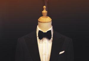Maison Cloakroom tuxedo