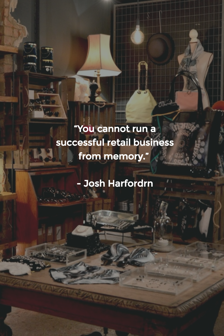 Retail Quotes - Josh Harford