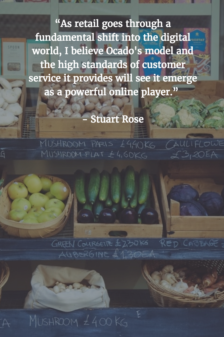 Retail Quotes - Stuart Rose