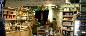 Oliveology store in London