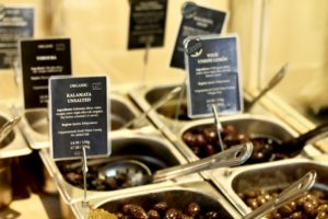 olives at Oliveology