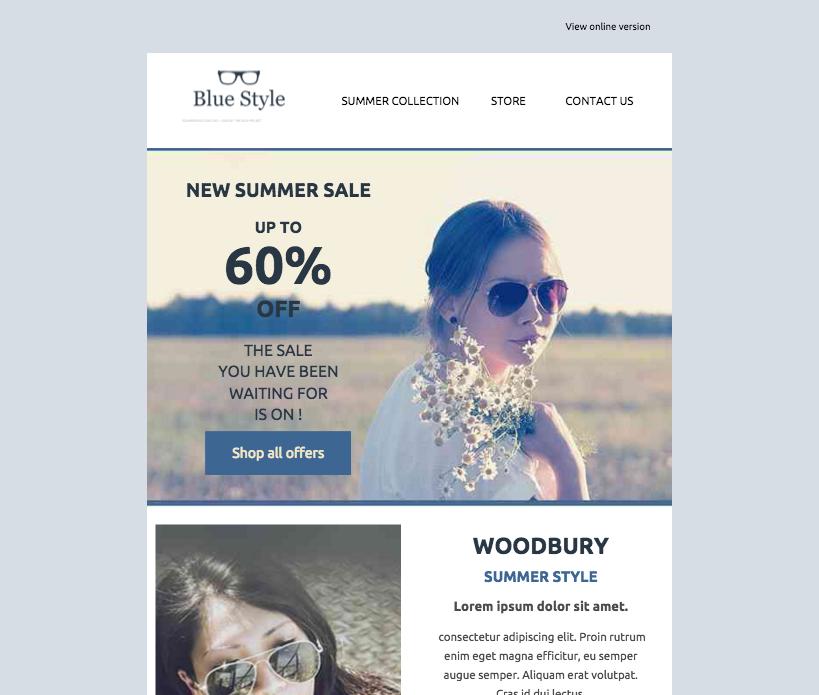 4 eCommerce e-mail templates that convert | Lightspeed POS