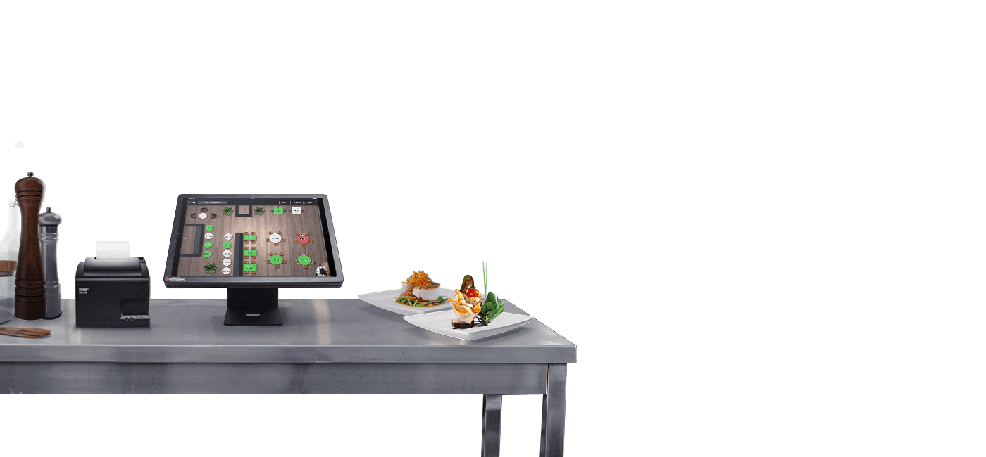 The restaurant POS to manage your