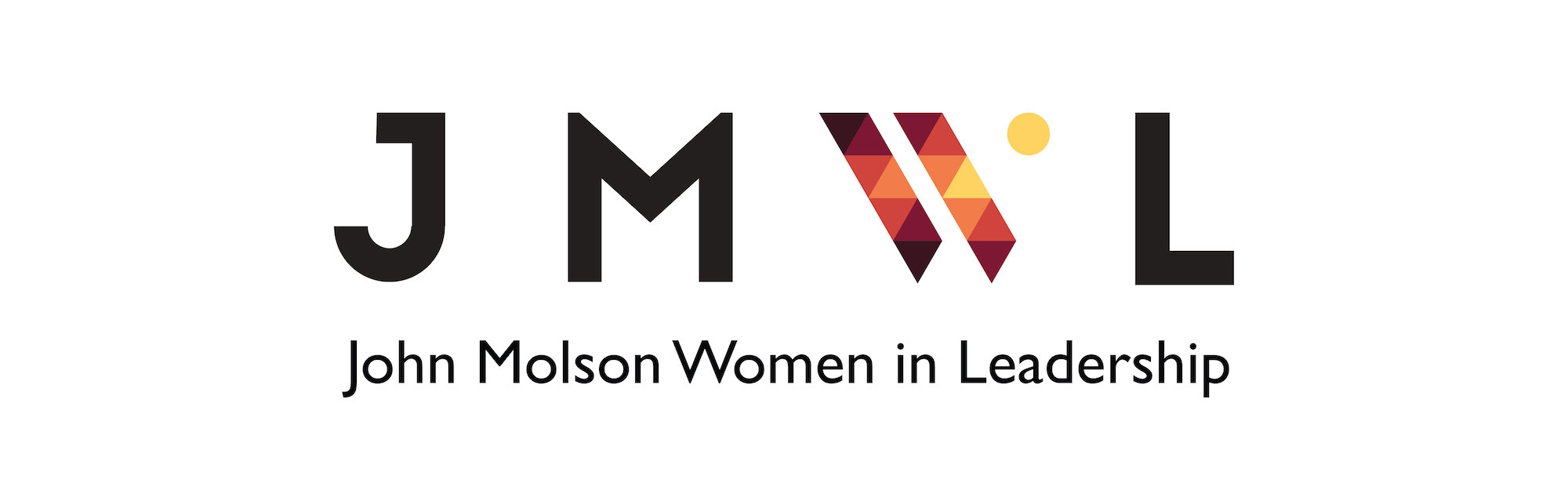 John Molson Women in Leadership logo