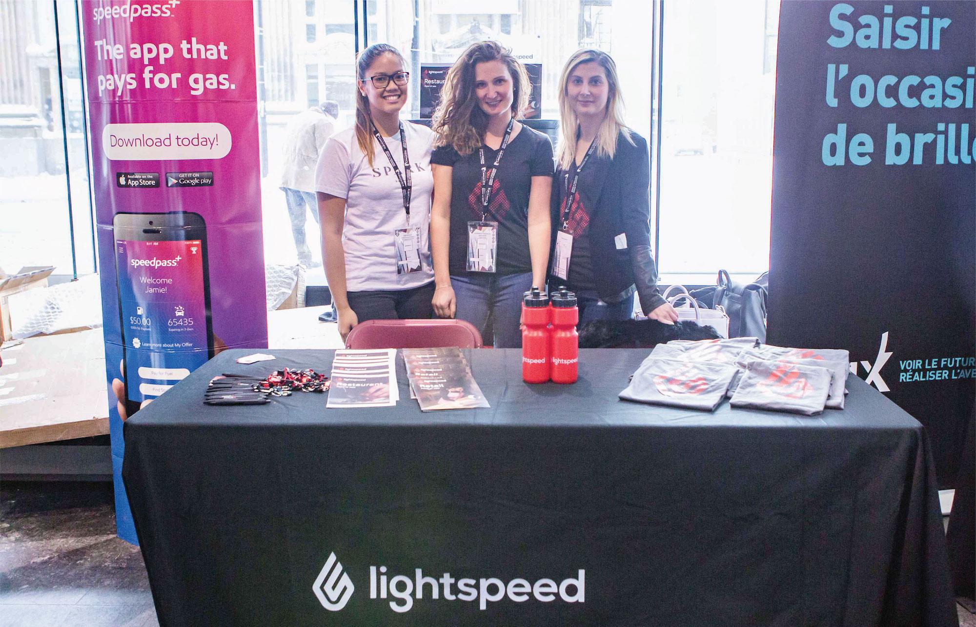 Lightspeed at JDC 2018