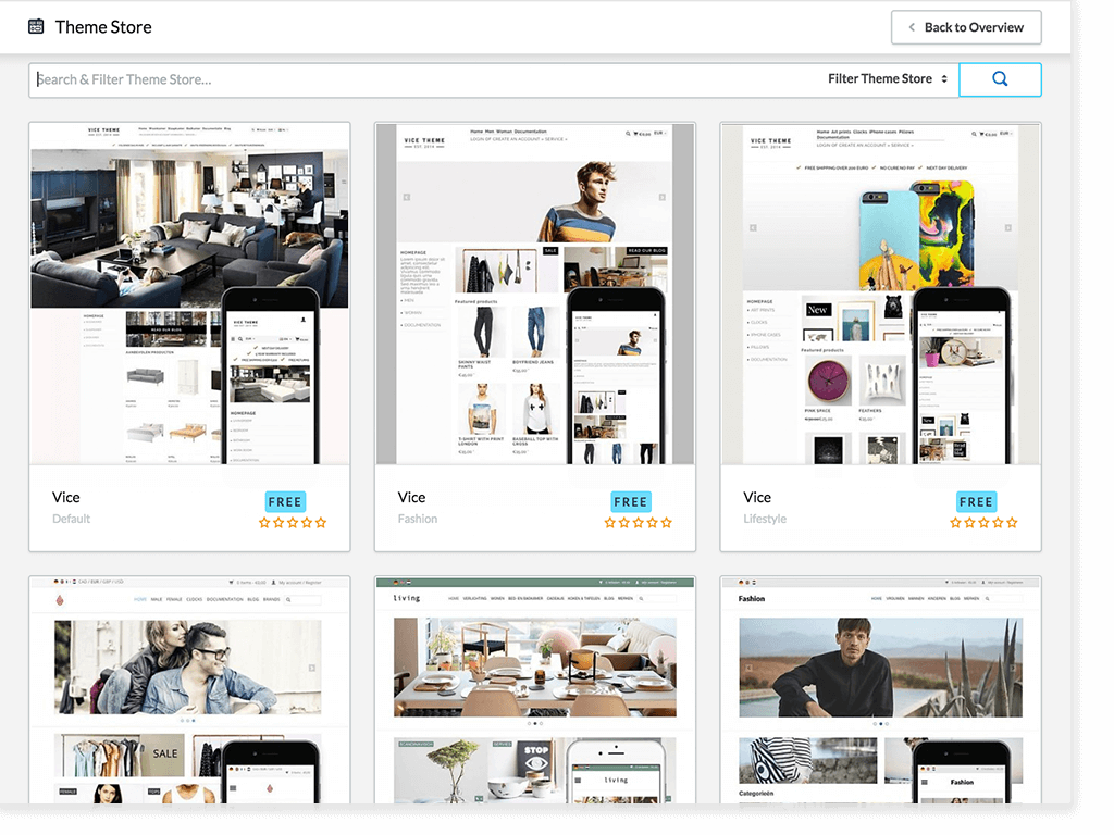 Design Your Ecommerce Store Lightspeed Pos
