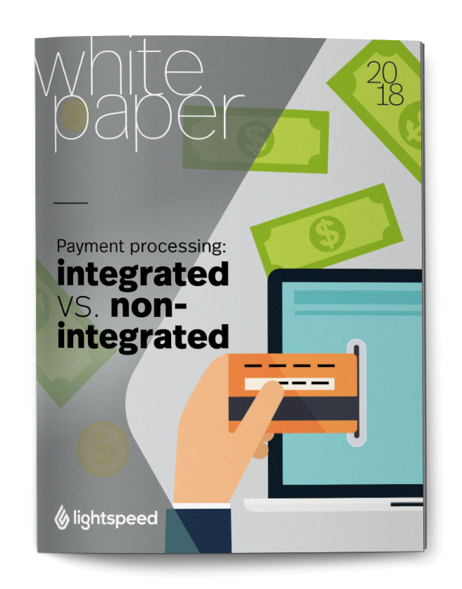 Payment processing - integrated vs. non-integrated