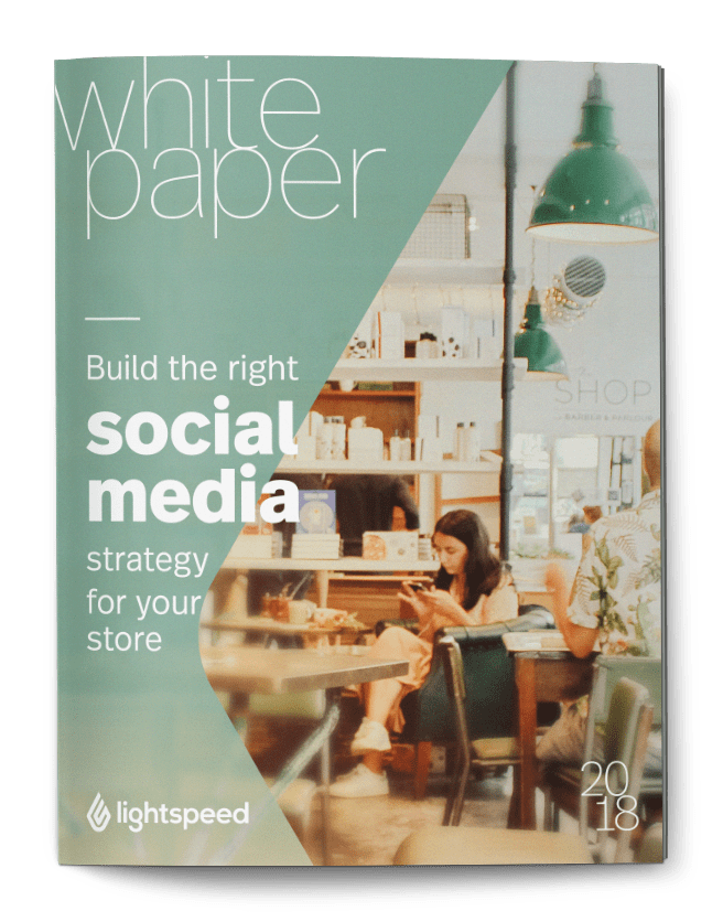 Build the right social media strategy for your store