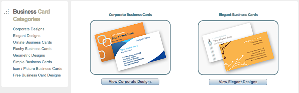 How to create the perfect business card | Lightspeed POS
