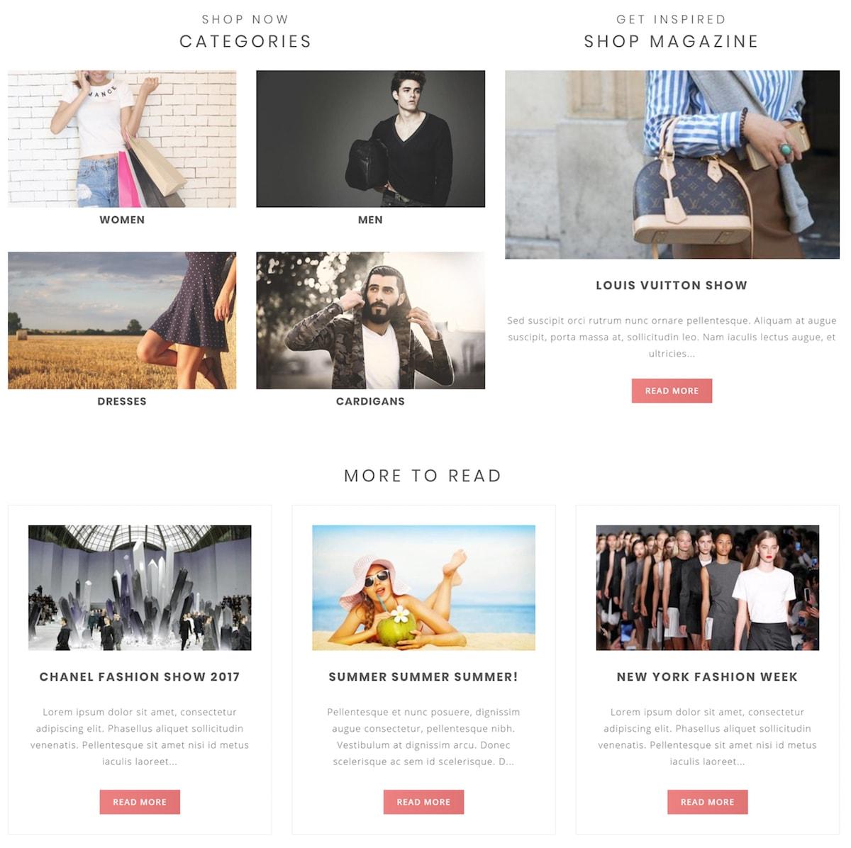 Theme spotlight: next level online shopping | Lightspeed POS