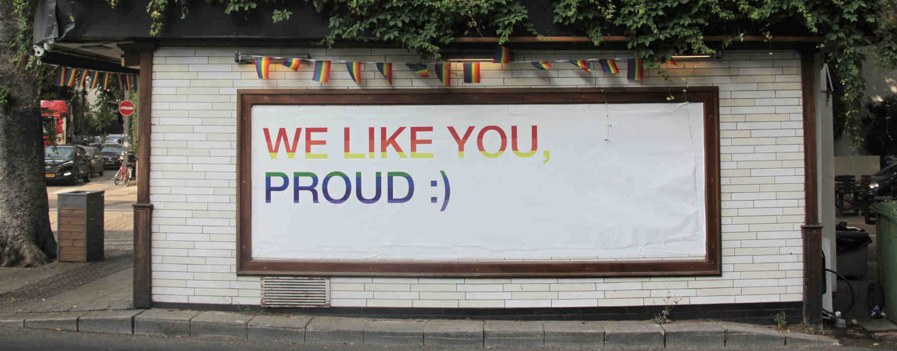 We like your proud on a house