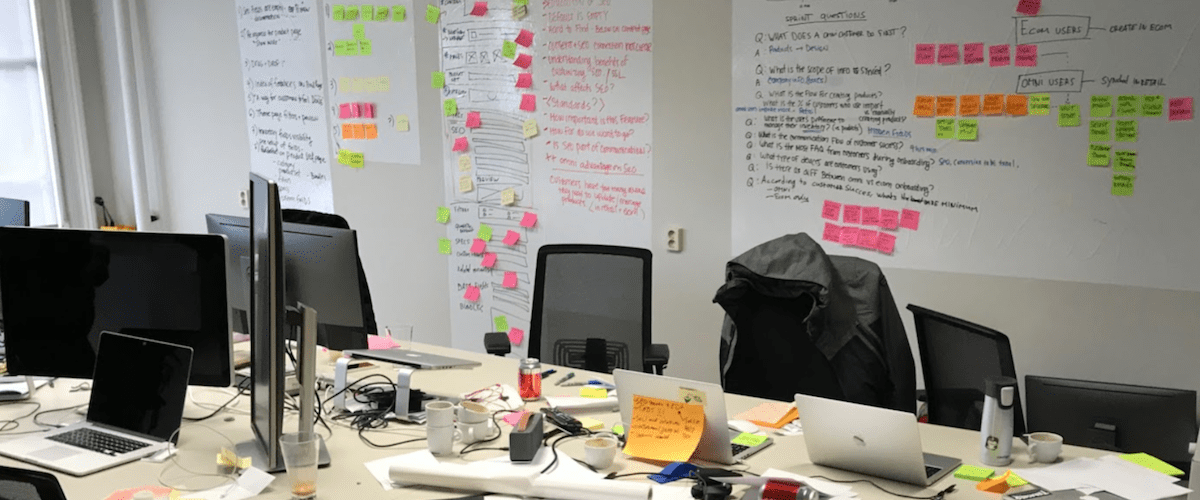 A design sprint and a new and improved product page   Lightspeed POS