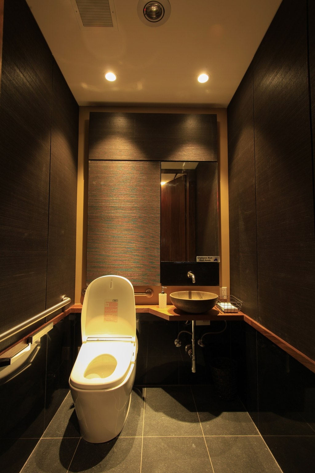 What Makes a Restaurant Bathroom Memorable?  Lightspeed POS