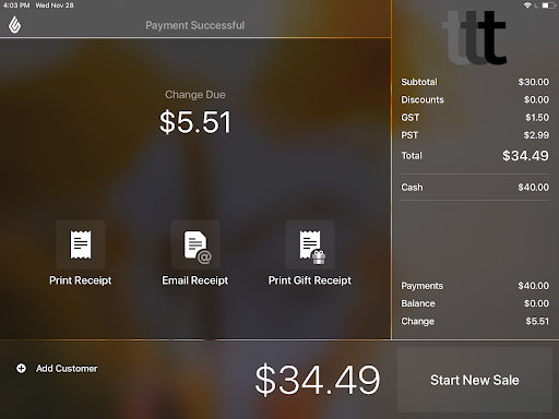 More new features for the Lightspeed Retail app | Lightspeed POS