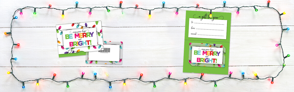 How to cash-in with gift cards this holiday season | Lightspeed POS
