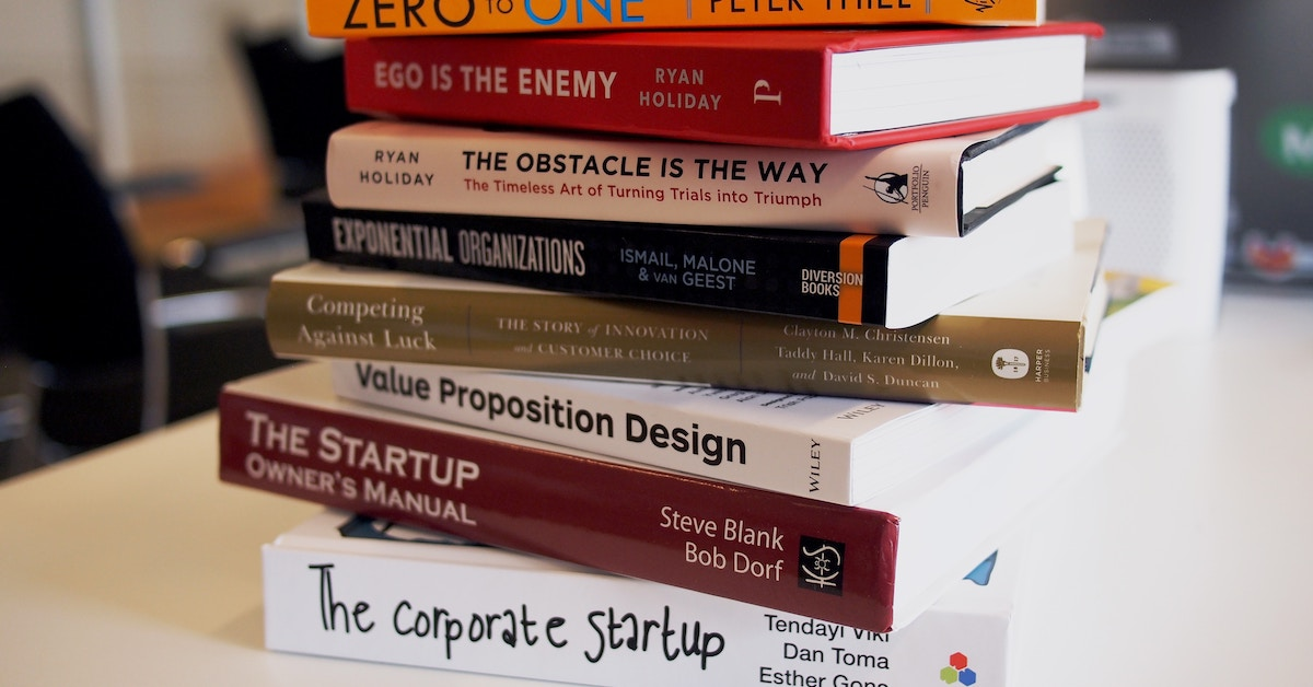 The top 6 books every entrepreneur should read in 2019 | Lightspeed POS