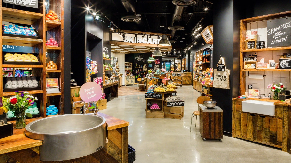 Example of experiential retail