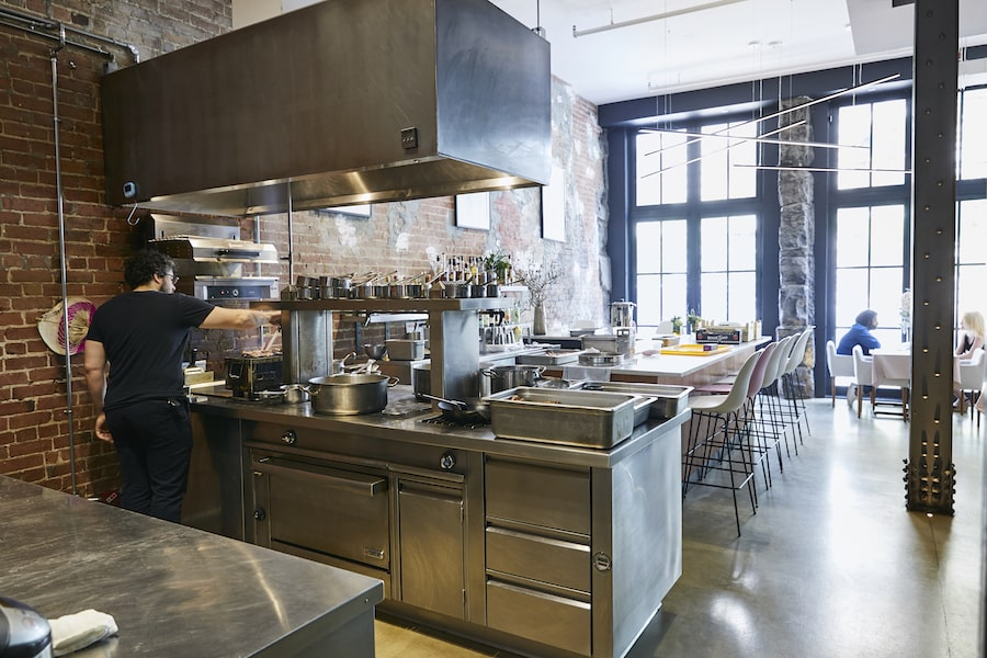 Which Commercial Kitchen Layout is Right for Your ...