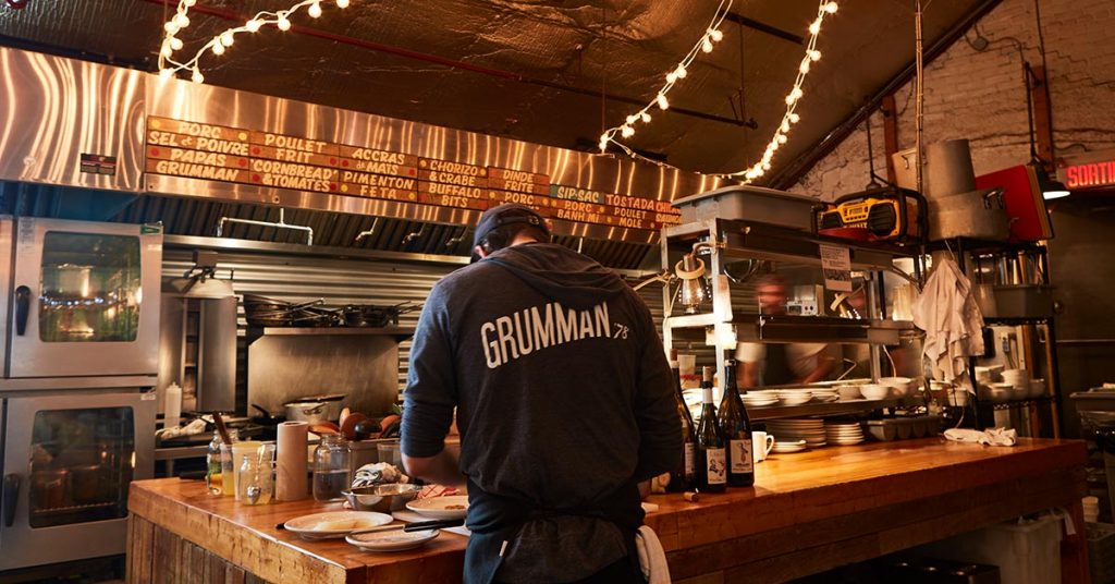 Which Commercial Kitchen Layout Is Right For Your Restaurant Lightspeed Hq