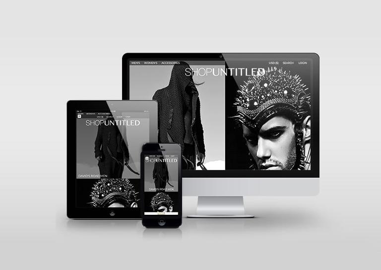 Enhance your eCom experience with a custom-designed online store