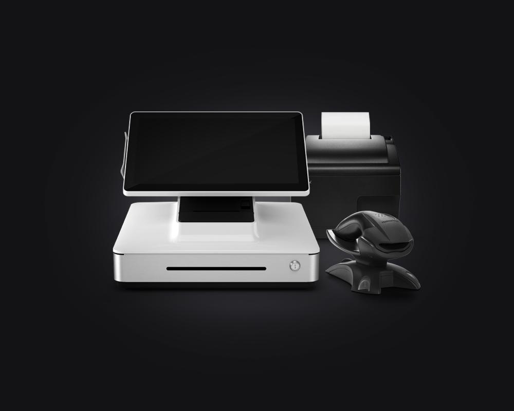 Hardware for Chronogolf by Lightspeed