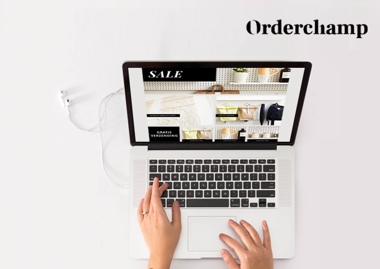 Lightspeed eCommerce<br>for Orderchamp