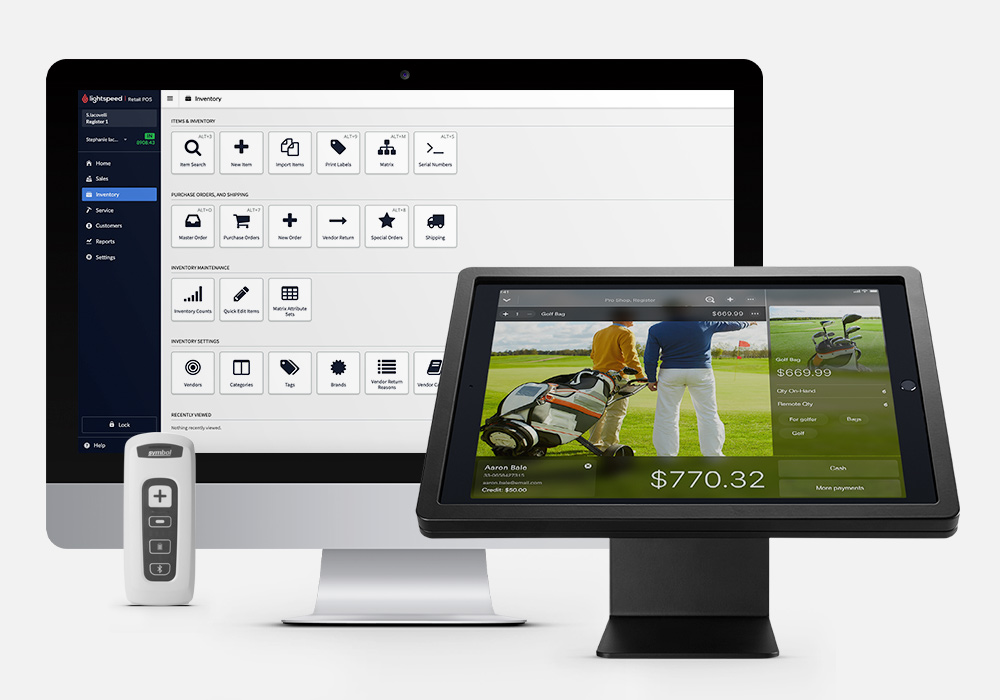 Unlock your potential with powerful golf pro shop software.