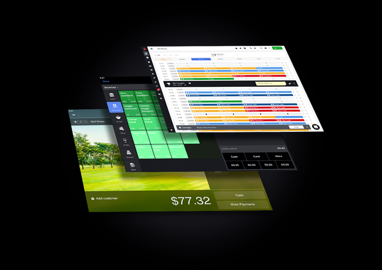 Your all-in-one golf course management solution