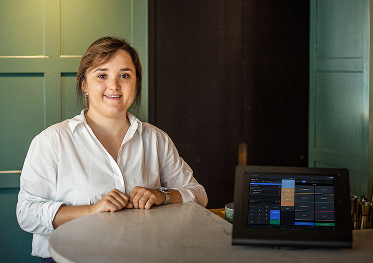 The fine dining ePOS that</br> puts experience first