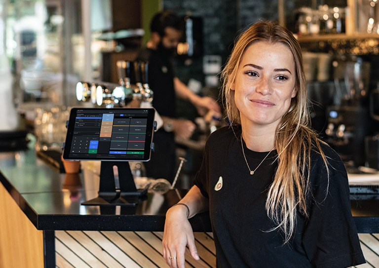 Deliver next-level service, powered by your casual</br> dining ePOS