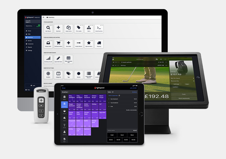 The golf industry's most powerful ePOS