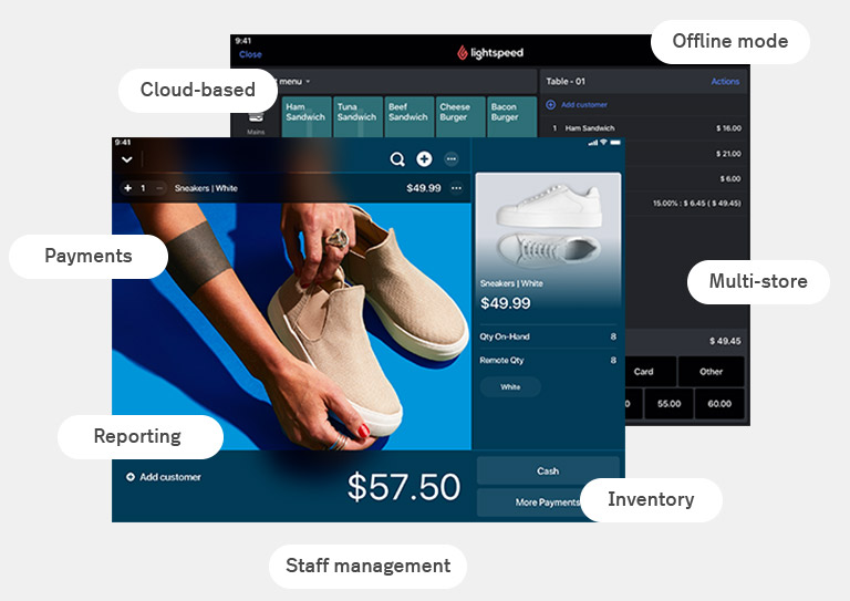 Future-proof your business with the cloud-based POS cash register